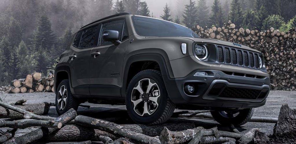 Nuova Jeep Renegade 4xe. L'ibrida plug-in ora in promozione, con finanziamento o a noleggio