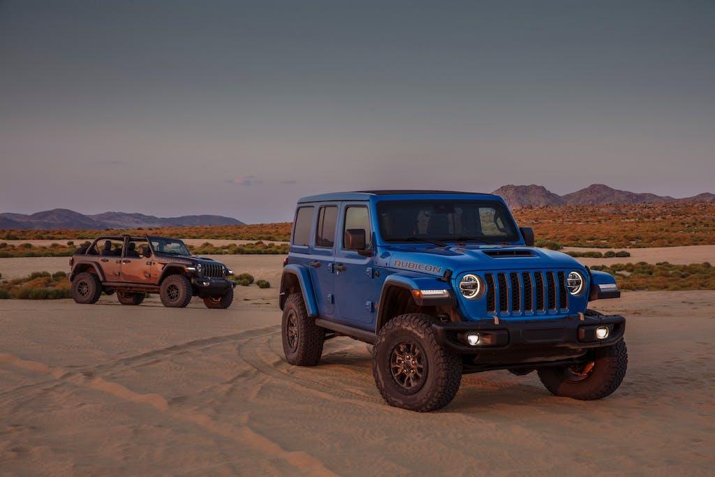 Jeep Wrangler Rubicon 392: con il V8 Hemi non teme alcun ostacolo