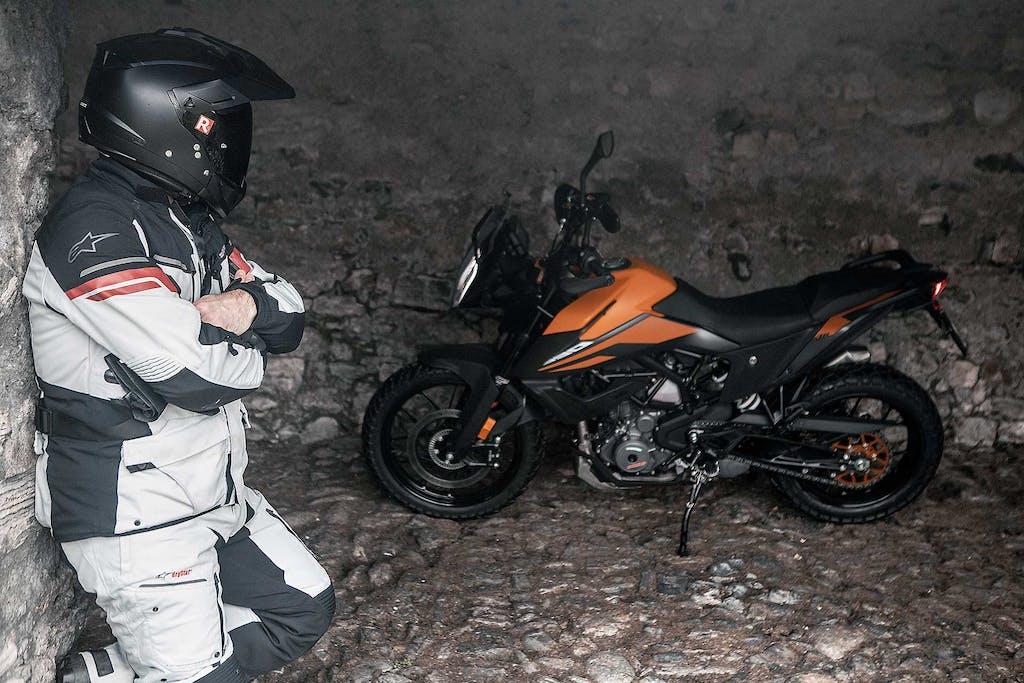 Prova KTM 390 Adventure