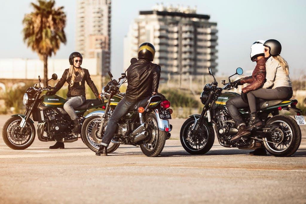 Kawasaki Ninja 125, Z125, Z900RS e W800 2021