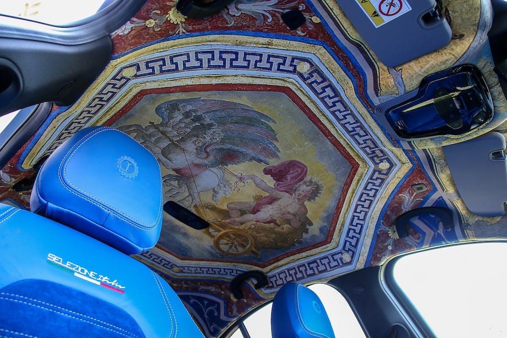 Alfa Romeo Giulia Grand Tour: 60 anni di Hertz tra meccanica ed arte