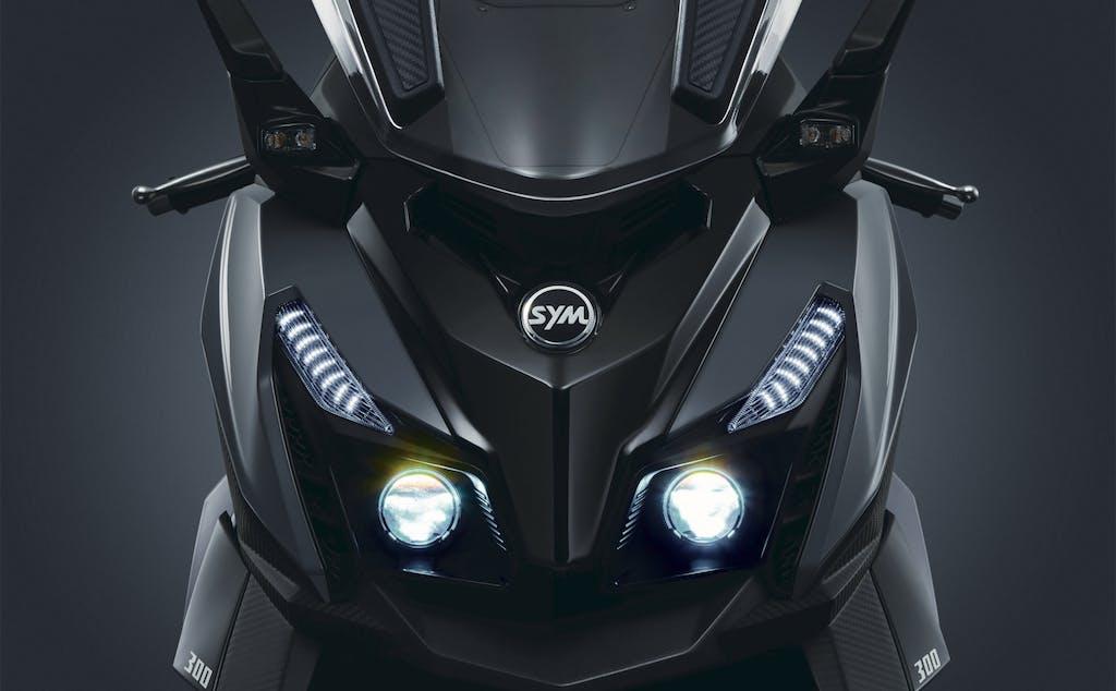 SYM, nel 2021 anche un tre ruote elettrico