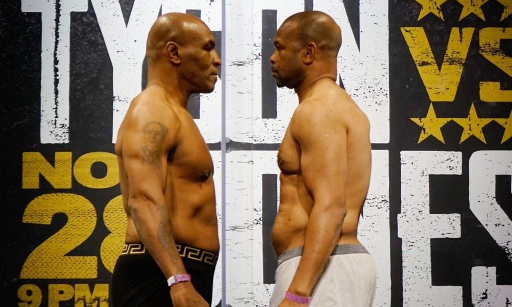 Tyson vs. Jones, don't stop me now: quando i campioni non mollano