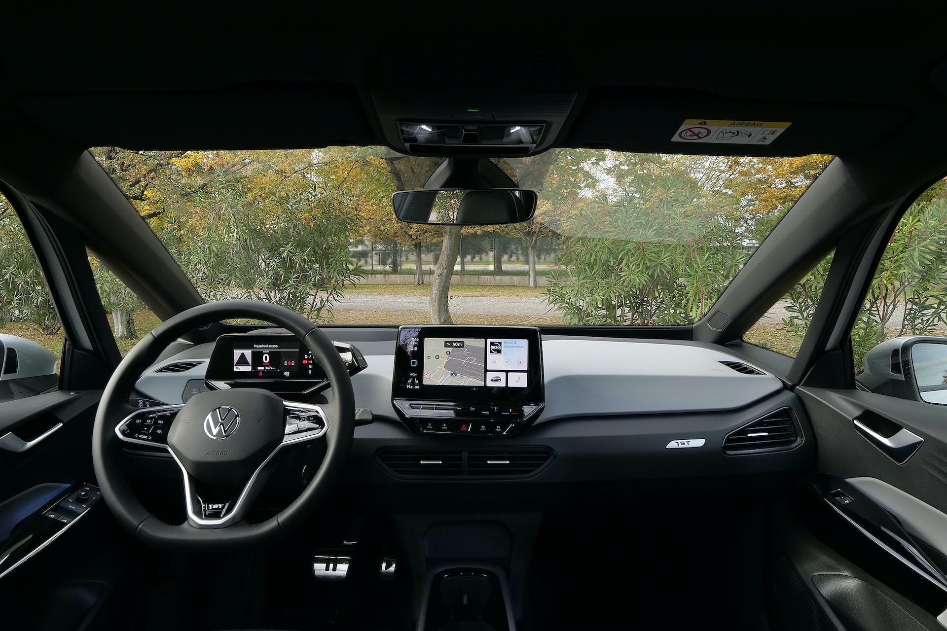Volkswagen ID3 plancia