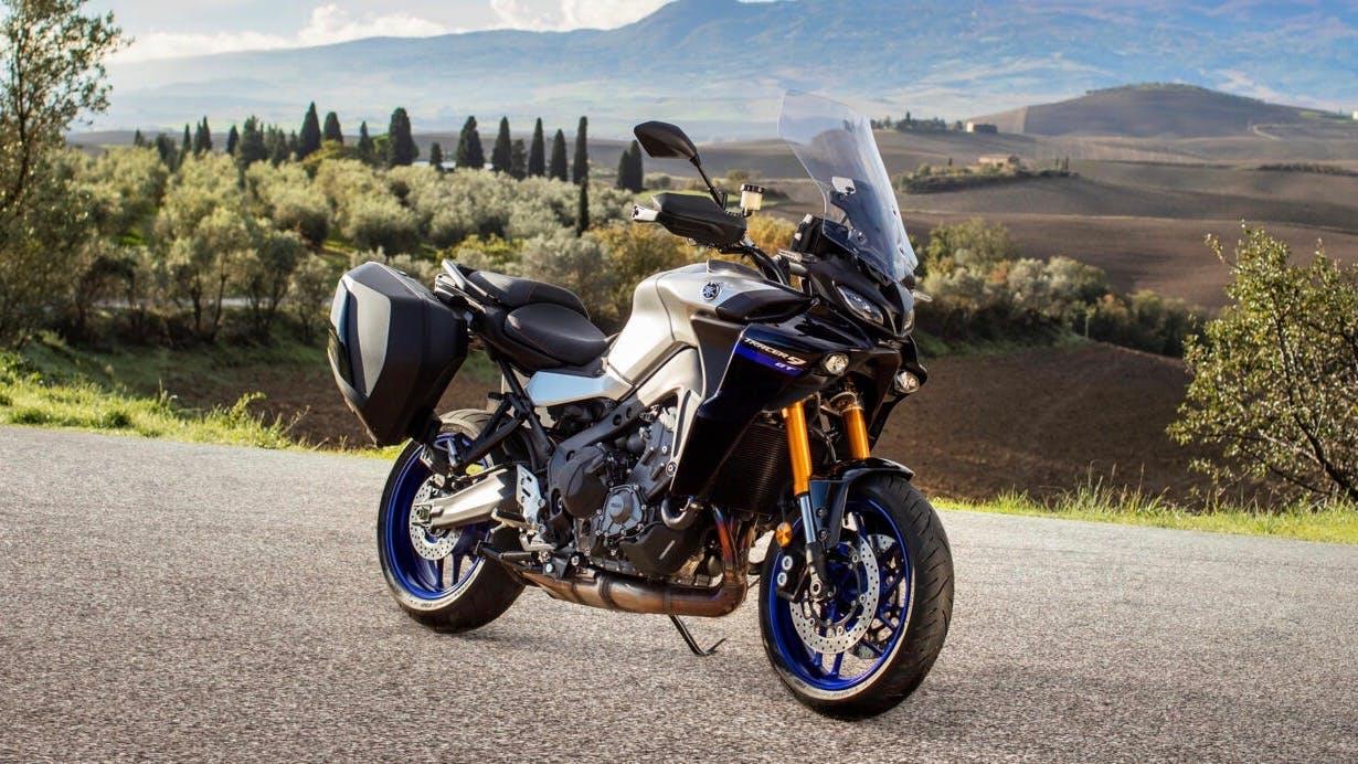Yamaha Tracer 9 GT migliori moto da viaggio