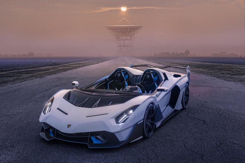 Lamborghini SC20, così rara da essere unica