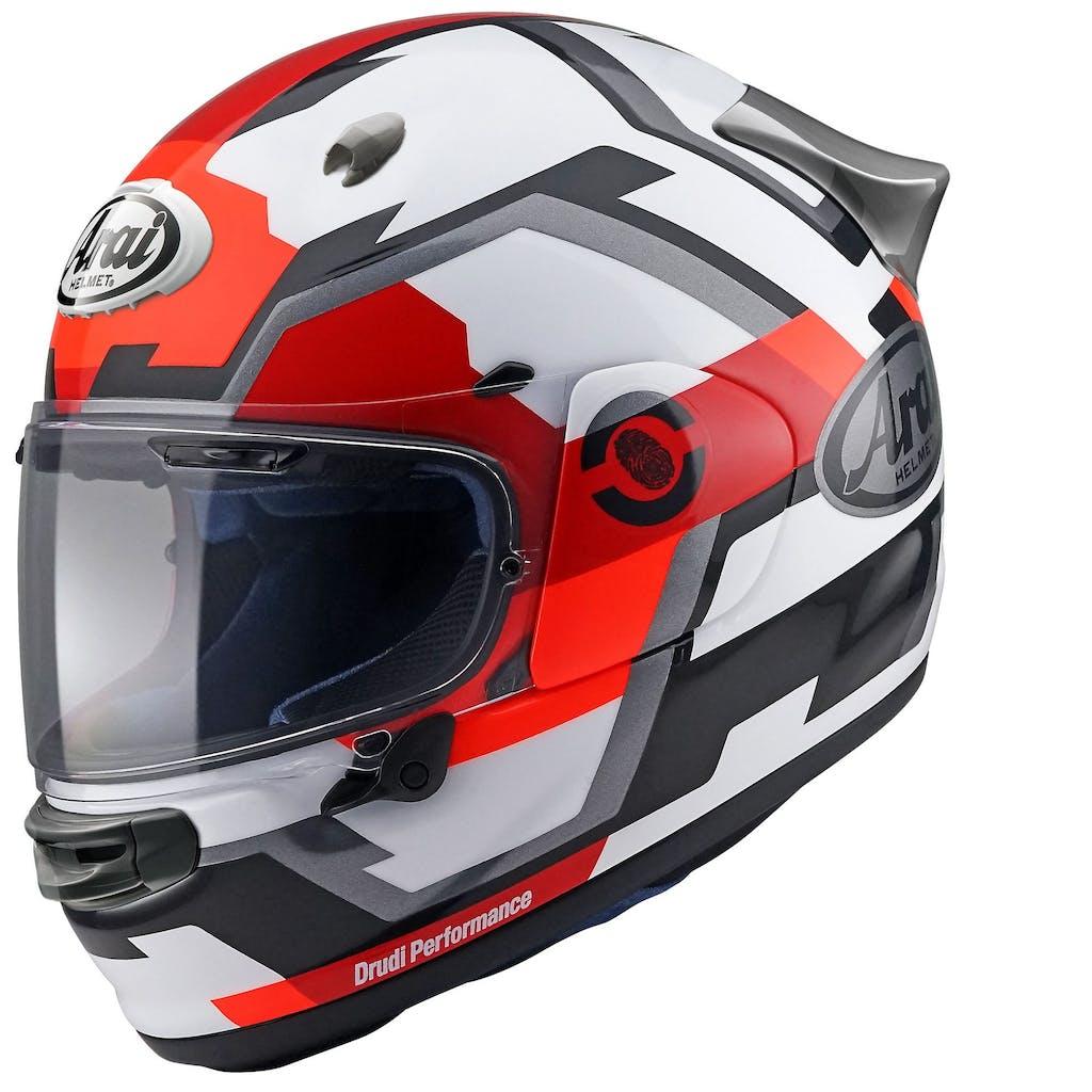 Nuovo Arai Quantic: quando MotoGP e F1 si incontrano nel turismo