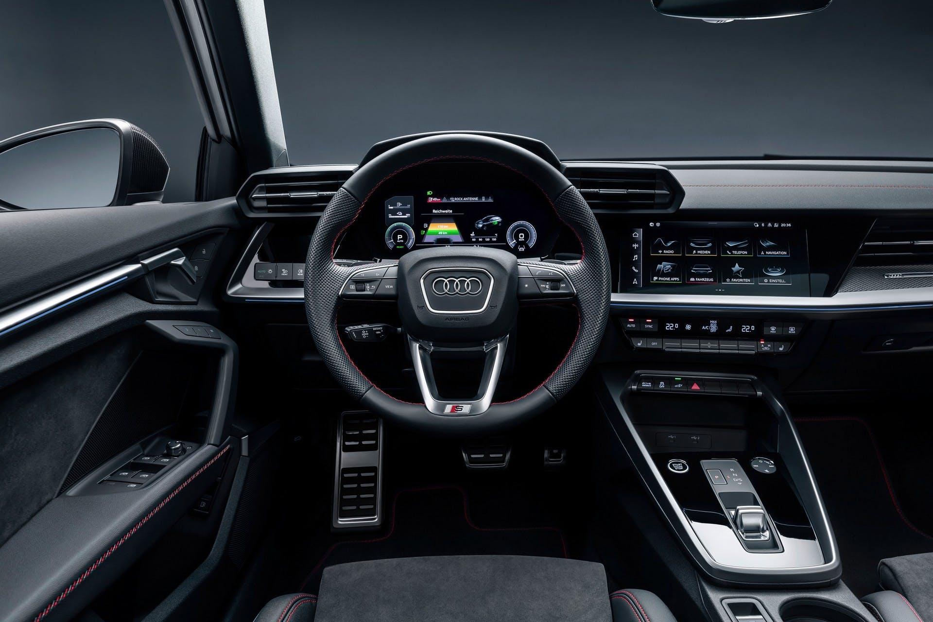 Audi A3 45 TFSI e