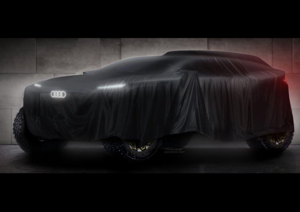 Audi pronta per una nuova sfida nel 2022 – Dakar chiama e a Ingolstadt rispondono