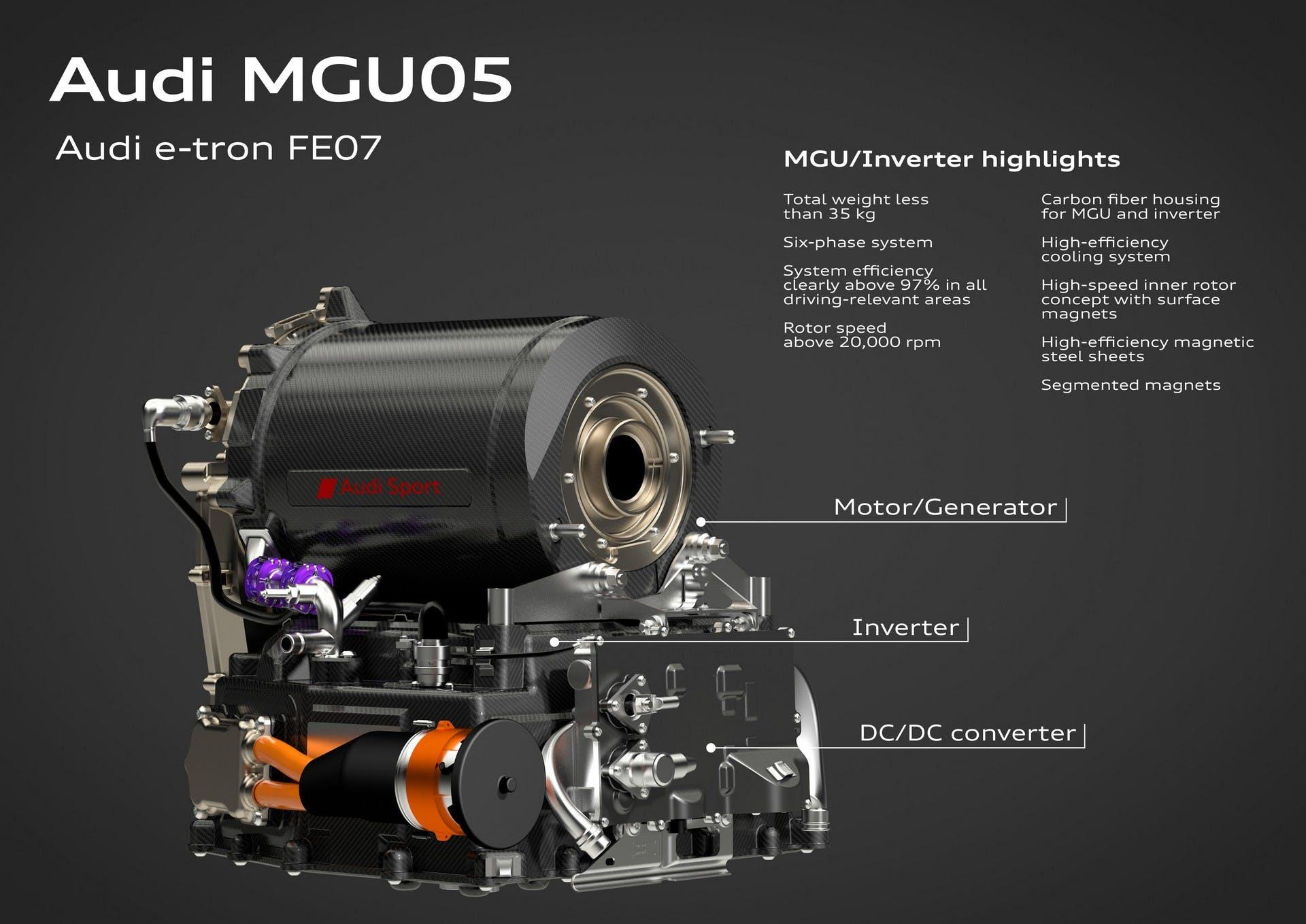 Audi MGU05