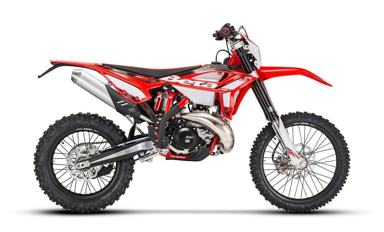 Beta RR 250 2T Migliori moto da enduro 2021