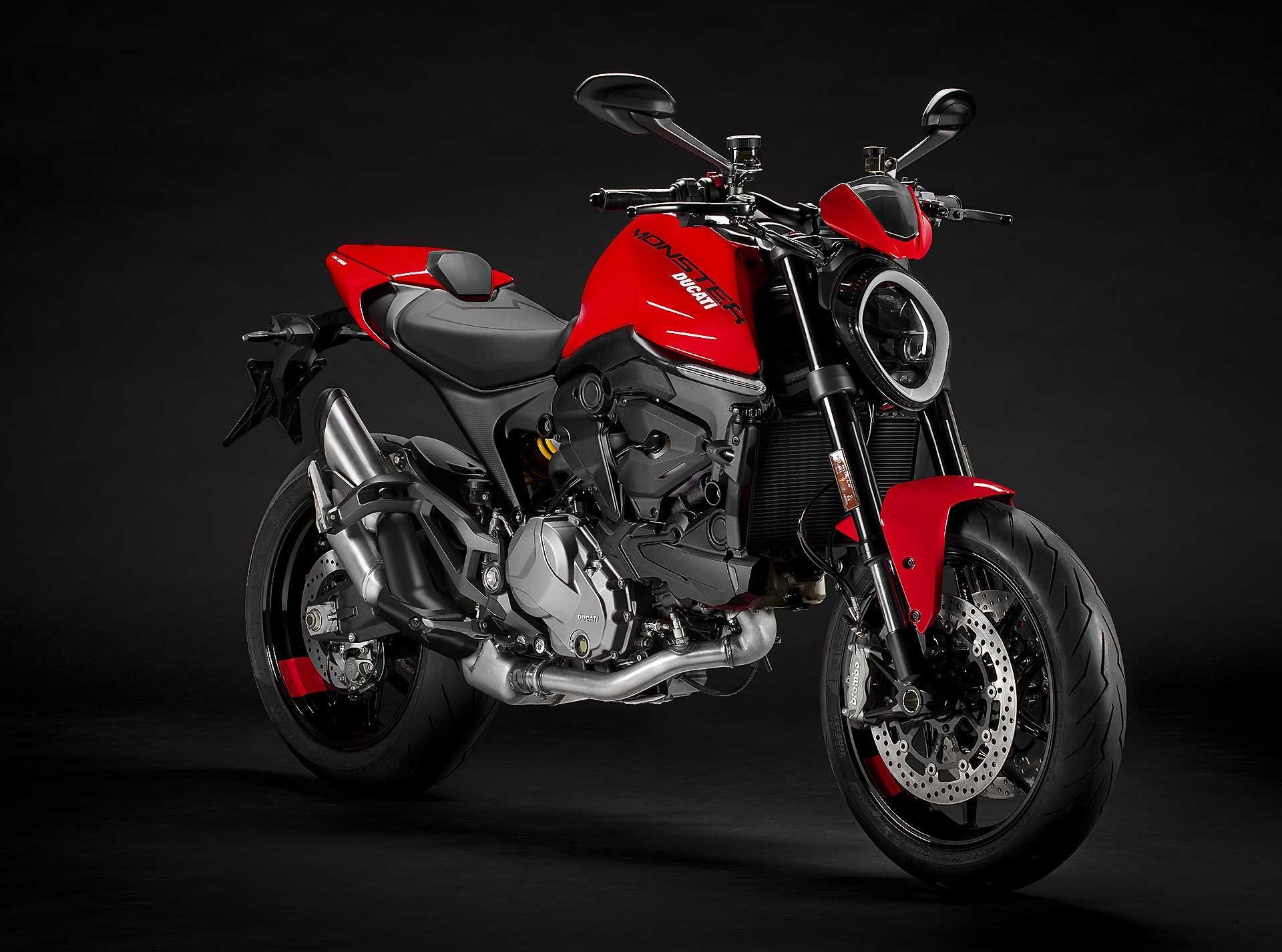 Ducati Monster 2021 migliori moto per neopatentati A2