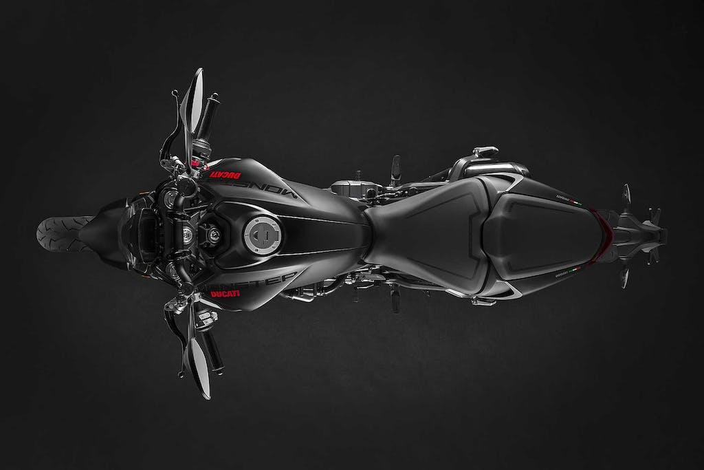 Ducati Monster 2021, il Monster 3.0