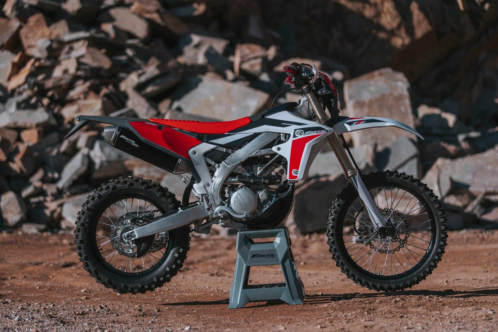Fantic XEF 250 Migliori moto da enduro 2021
