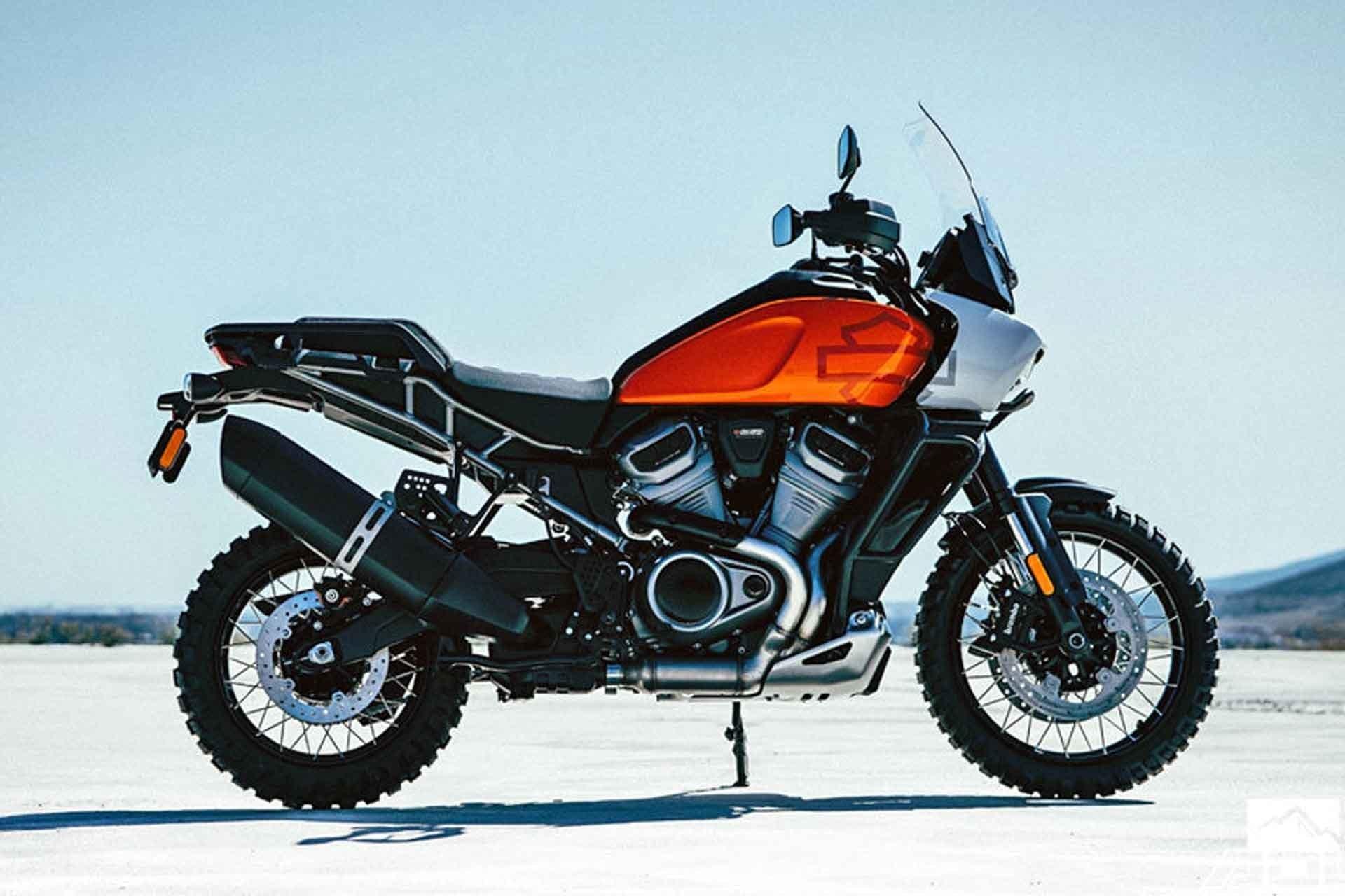 Harley Davidson Pan America - Novità moto 2021