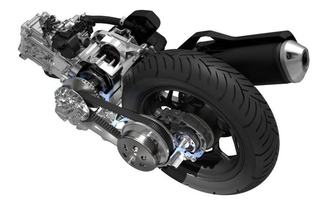 Nuovo Honda PCX e HEV