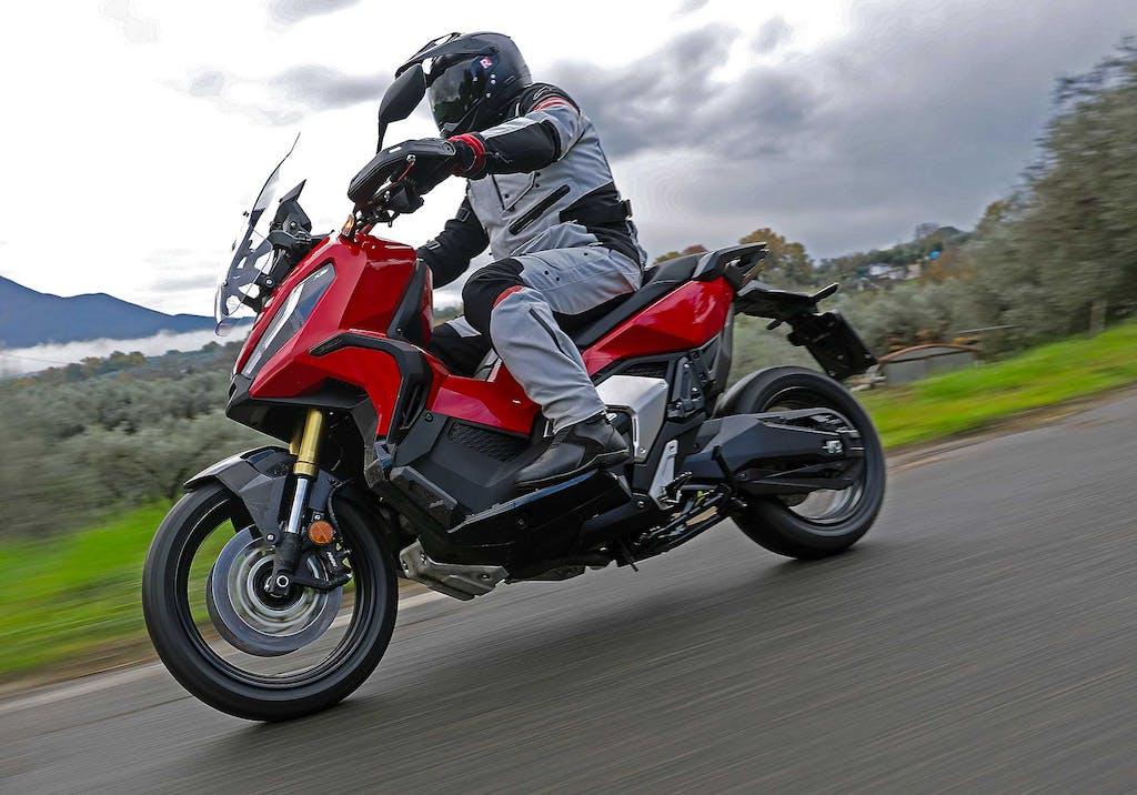 Prova Honda X-ADV 2021 Tutto in uno
