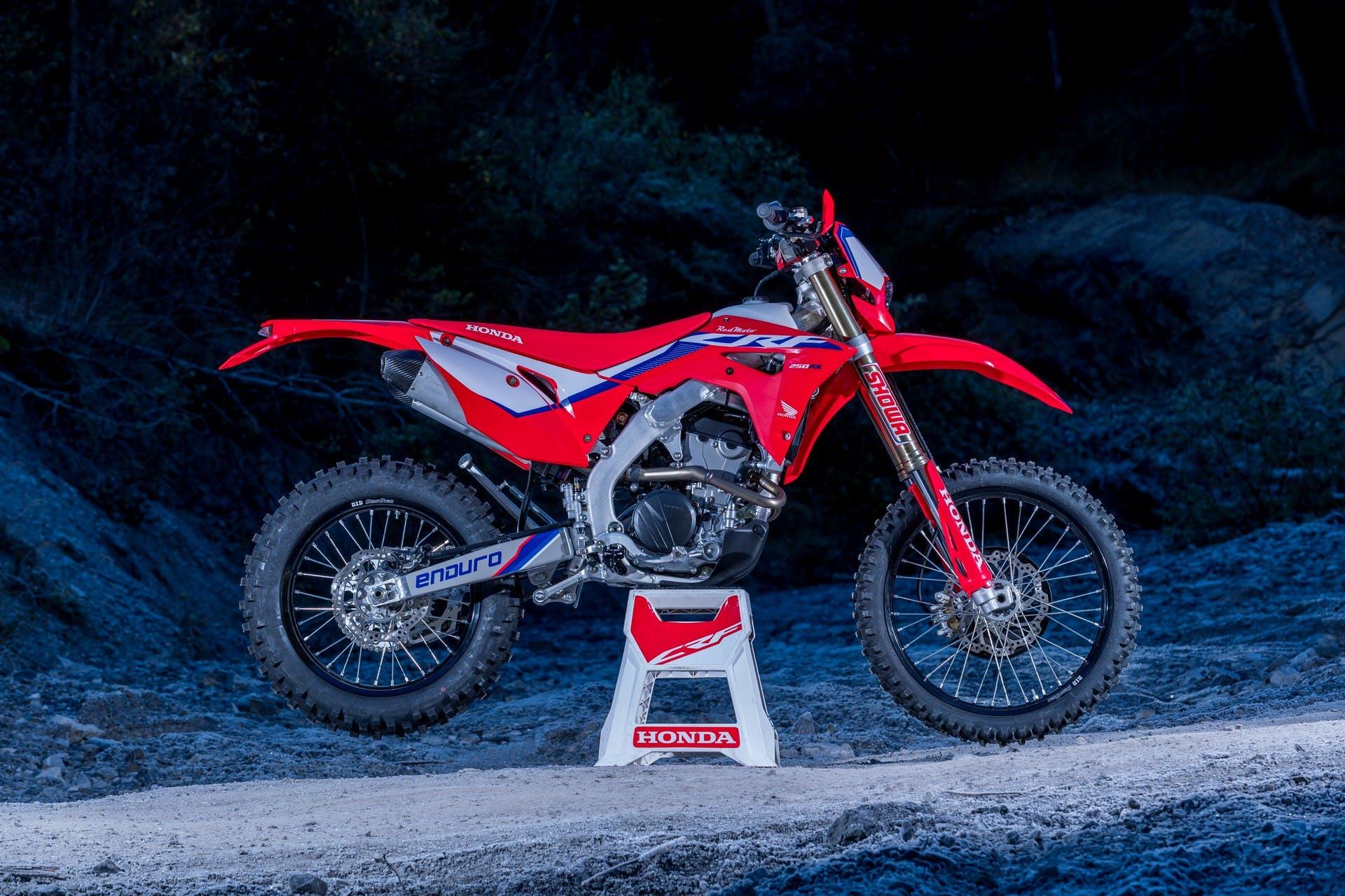 Honda CRF250RX Migliori moto da enduro 2021
