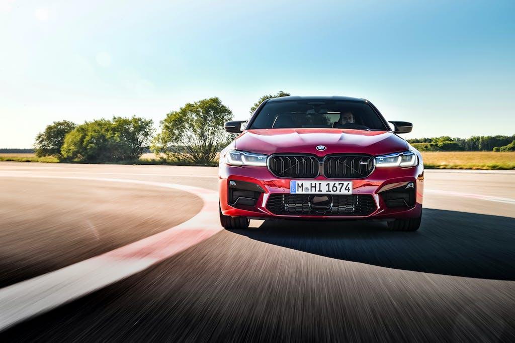 Prova BMW M5 Competition, l'ultima – forse – di una specie