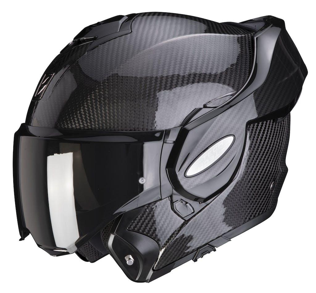 Scorpion Exo Tech Carbon: il due in uno senza compromessi