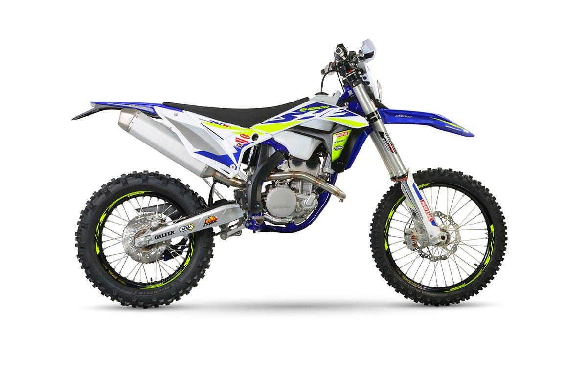 Sherco SEF-R 250 Migliori moto da enduro 2021