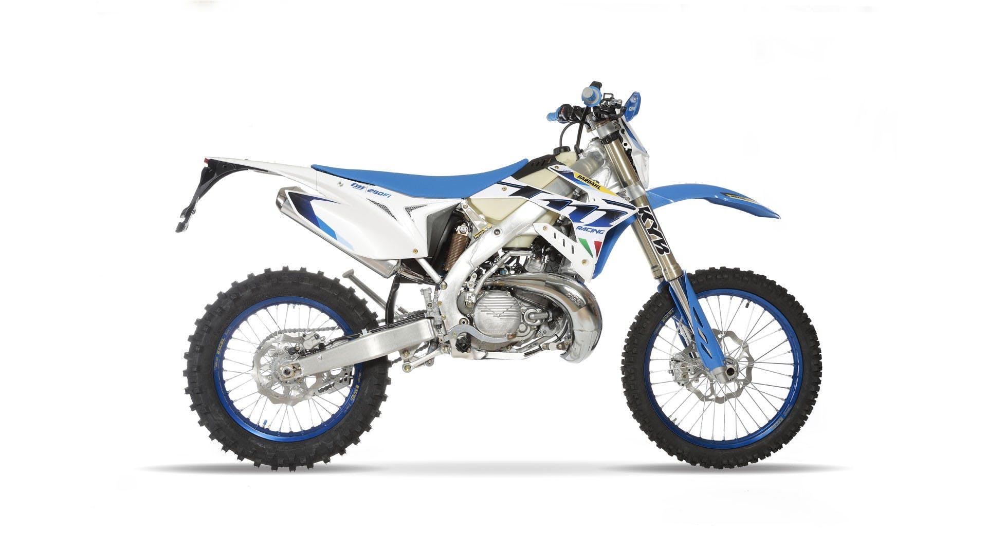 TM EN 250 Fi ES 2T Migliori moto da enduro 2021
