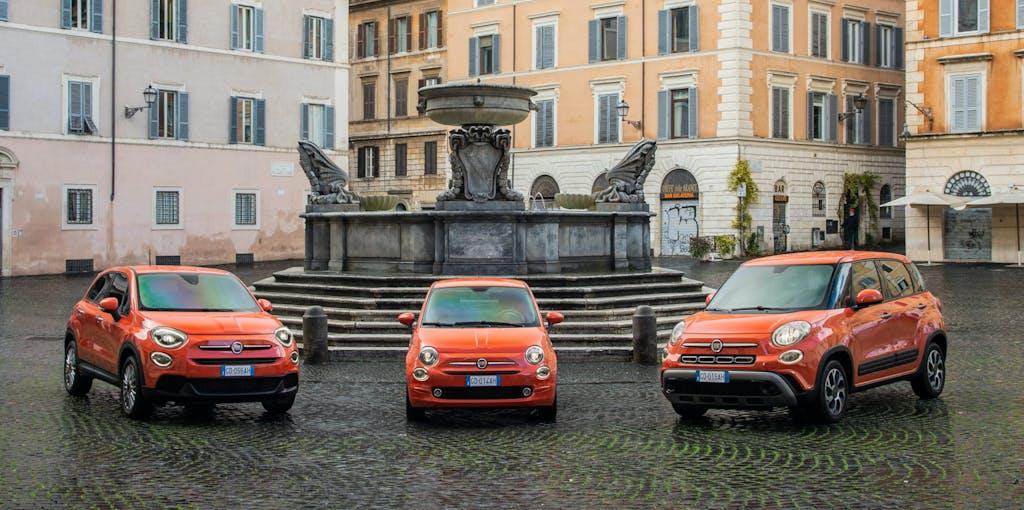 Fiat 500, 500L e 500X: le (poche) novità per il 2021
