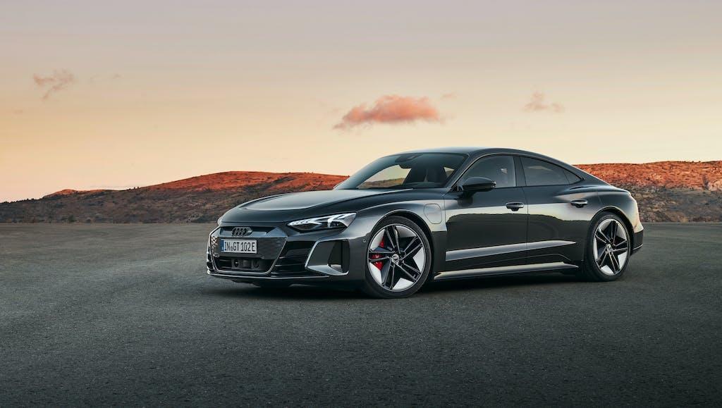 Audi e-tron GT: sfida aperta a Porsche Taycan e a Tesla Model S