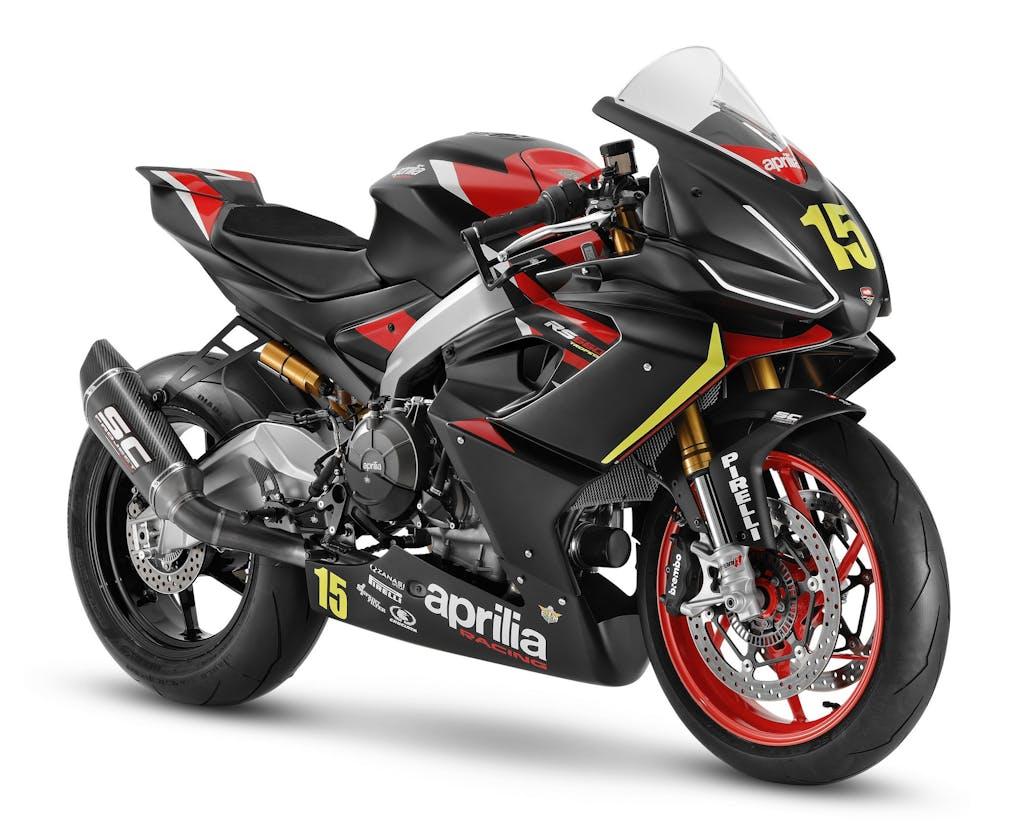 Trofeo Aprilia Racing RS 660 Spazio al talento