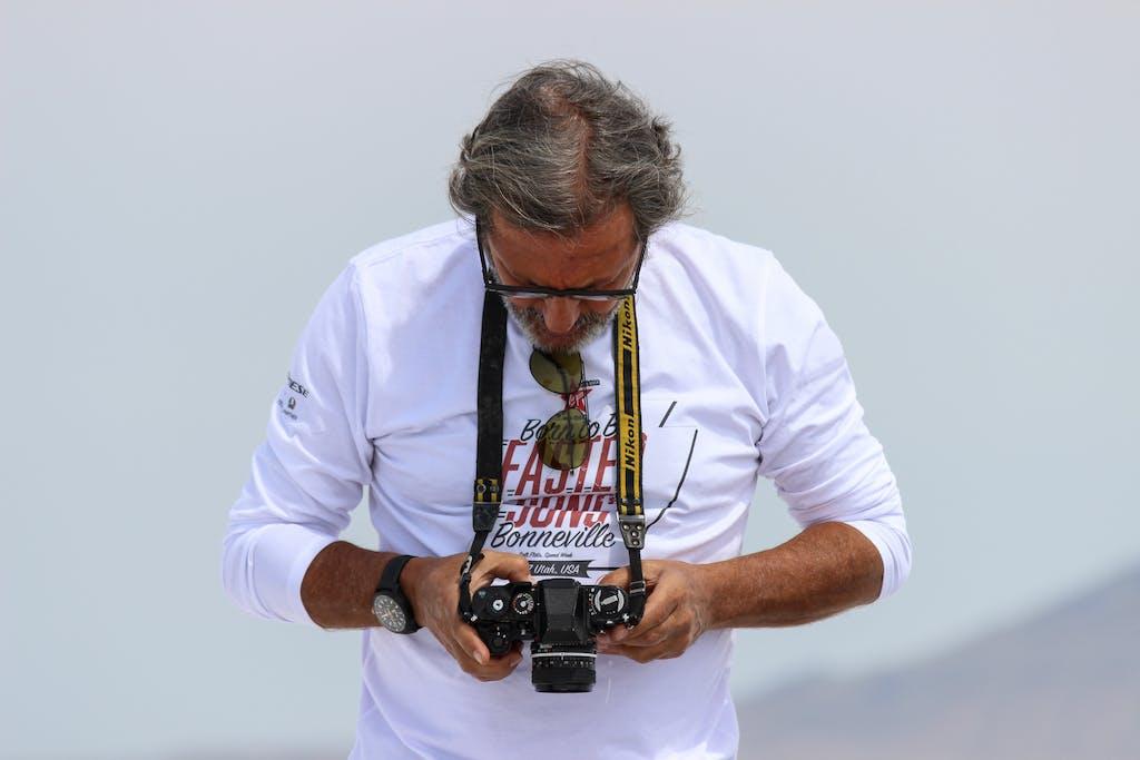 Filippo La Mantia chef e fotografo