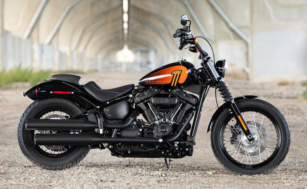 Harley-Davidson 2021, un'ottima annata