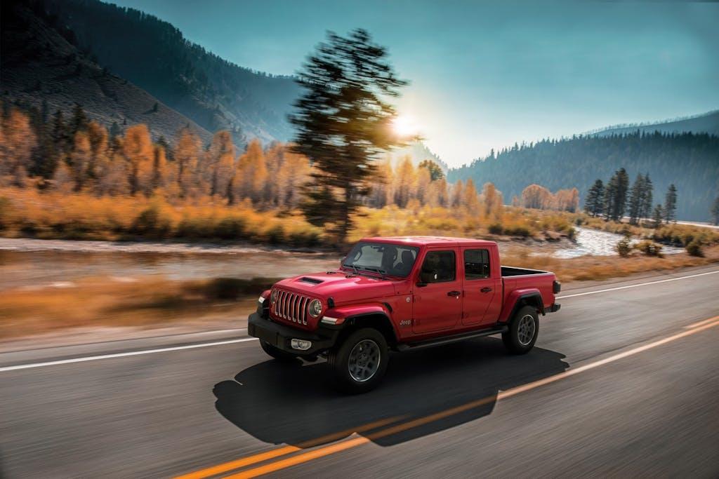 Jeep Gladiator, al via gli ordini