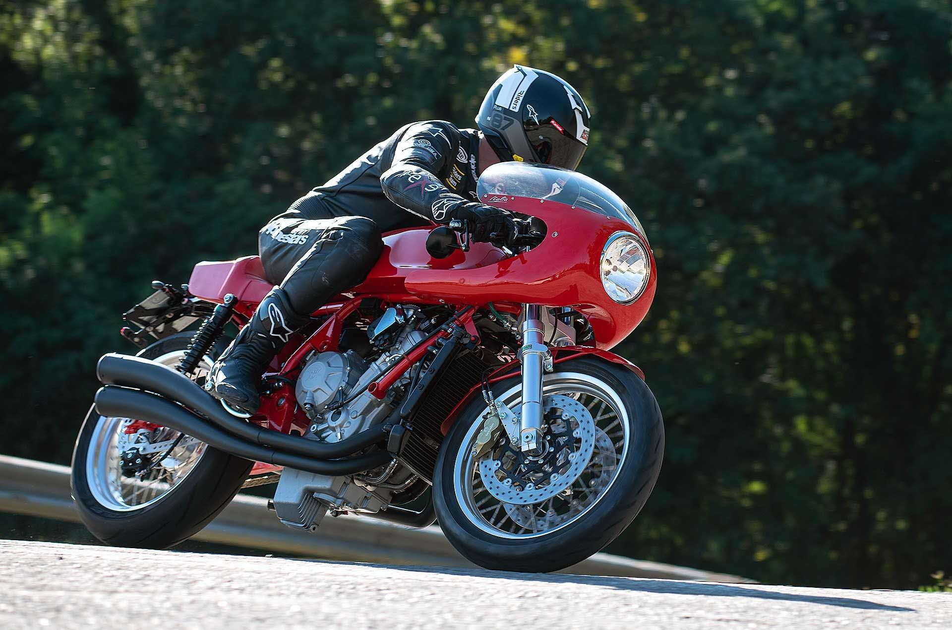 Magni Italia moto special