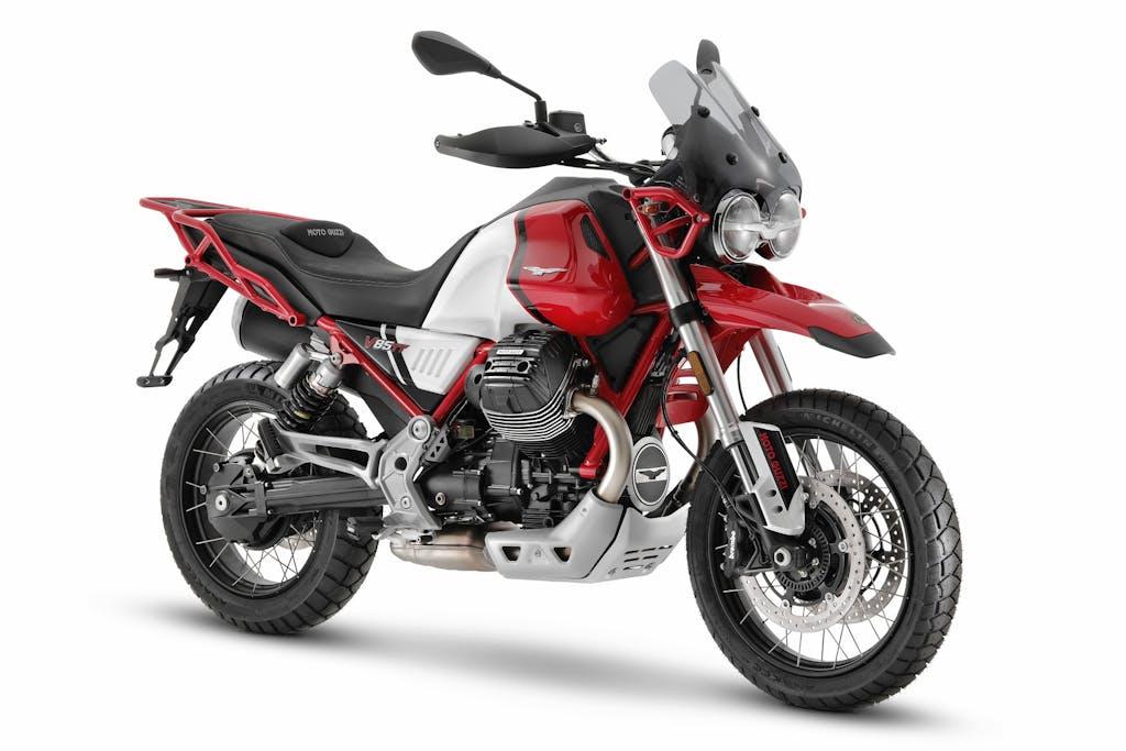 Moto Guzzi V85TT my 2021, ancora più gusto