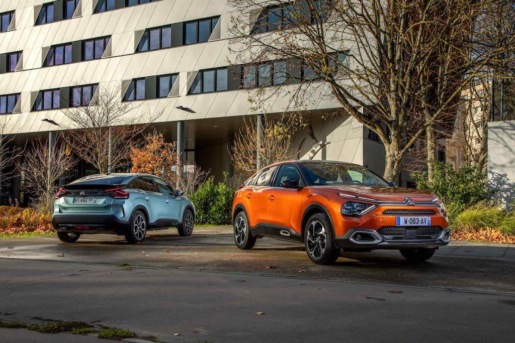 Nuova Citroën C4 2021: in promozione anche la variante 100% elettrica