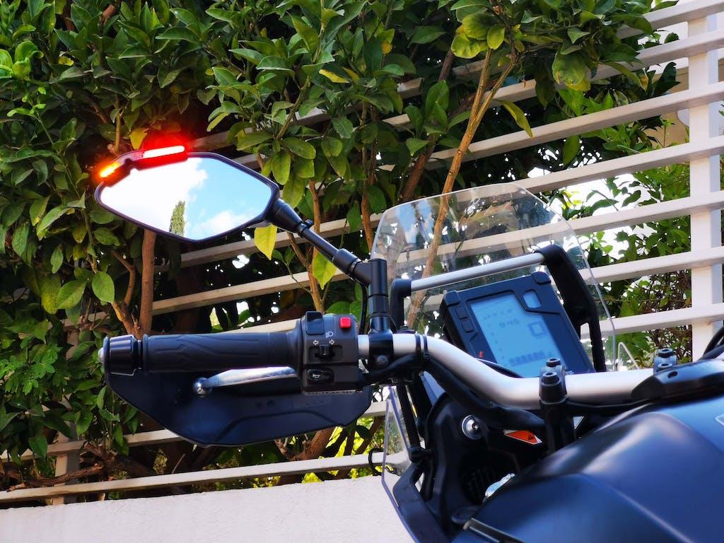 Ride Vision sensori