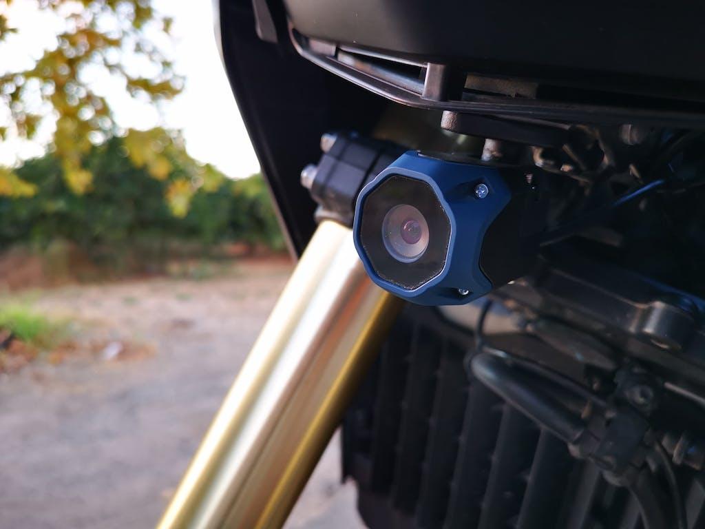 Ride Vision telecamera