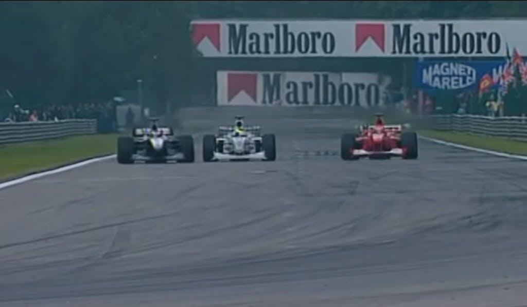 """Hakkinen: """"O supero Schumacher o volo fuori a 300 km/h"""""""