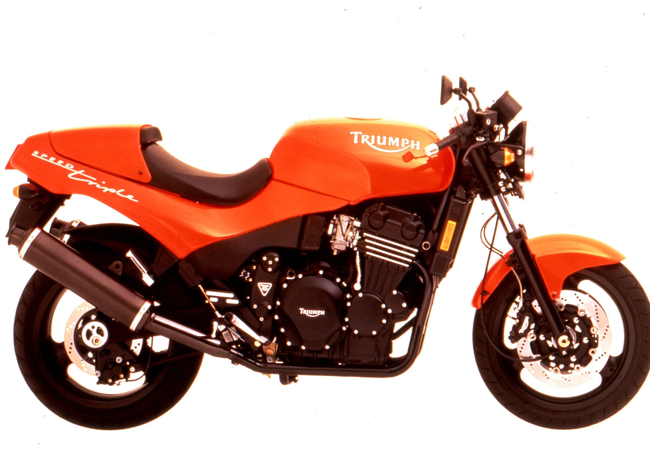 Triumph Speed Triple T301 1994