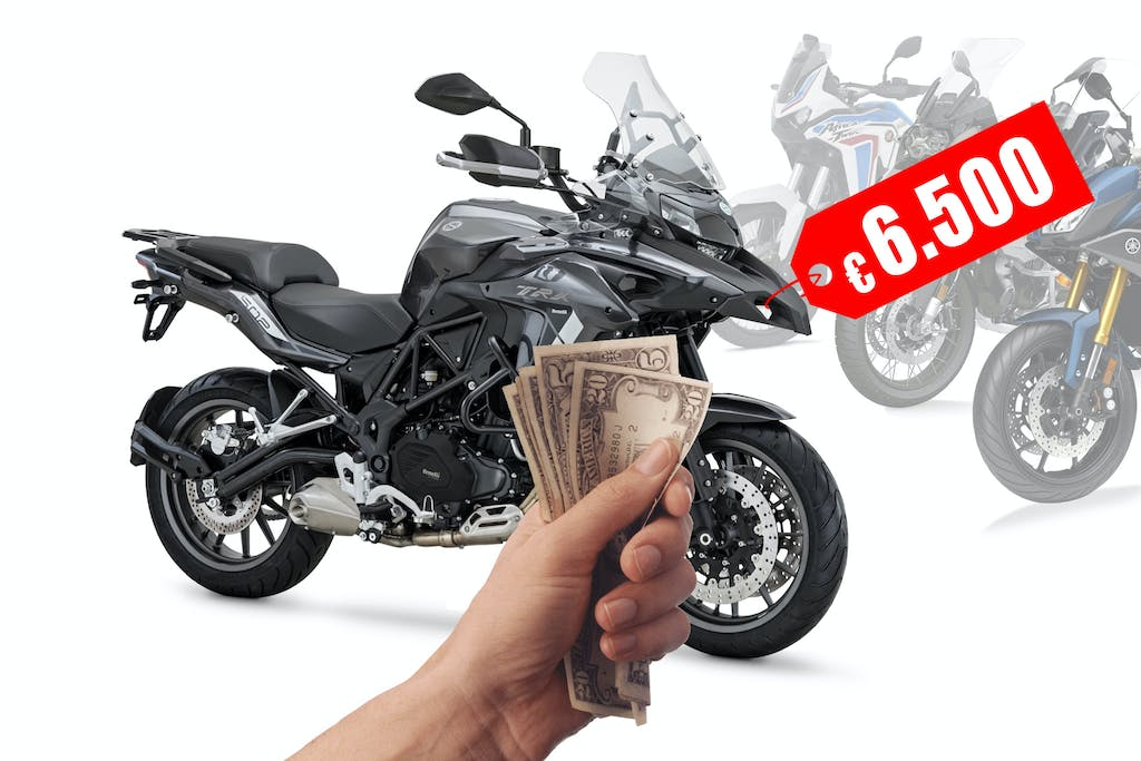 Budget 6.500 euro: 10 crossover usate vs Benelli TRK 502