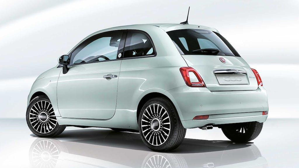 Promozione Fiat 500 Hybrid, da 15.500 a 11.400 euro