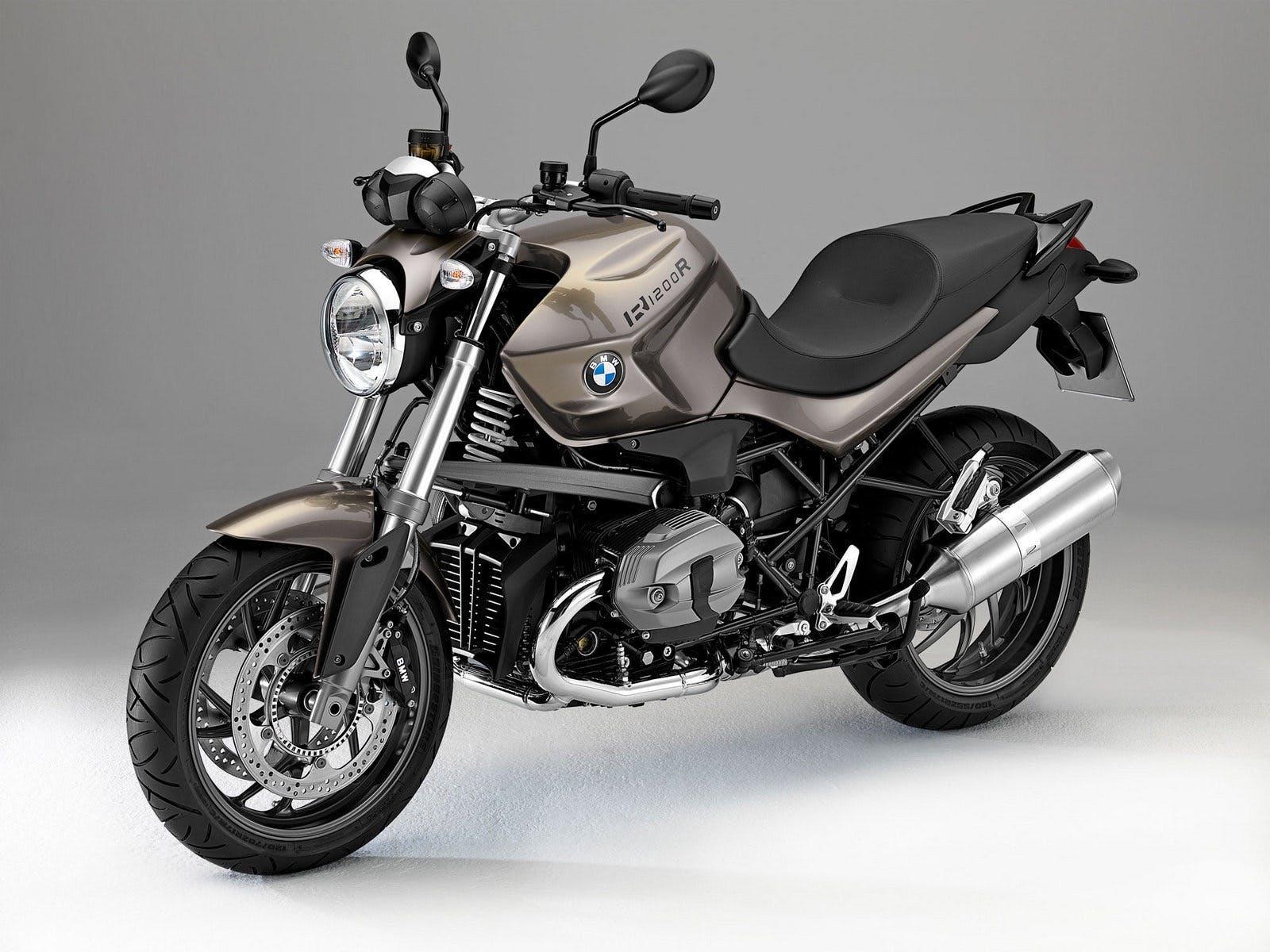 BMW R1200R 2013