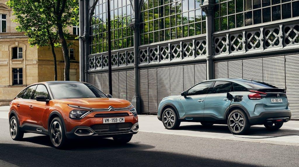 Doppia prova Citroën C4 ed ë-C4. Scegliere è più facile
