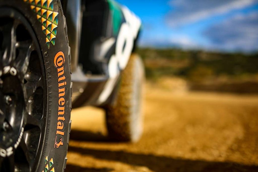 Campionato Extreme E 2021: i SUV elettrici partner di Continental