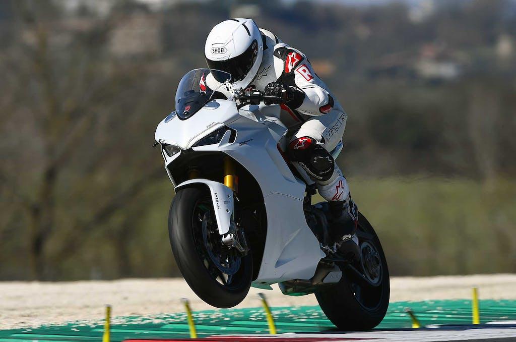 Prova Ducati Supersport 950 S 2021