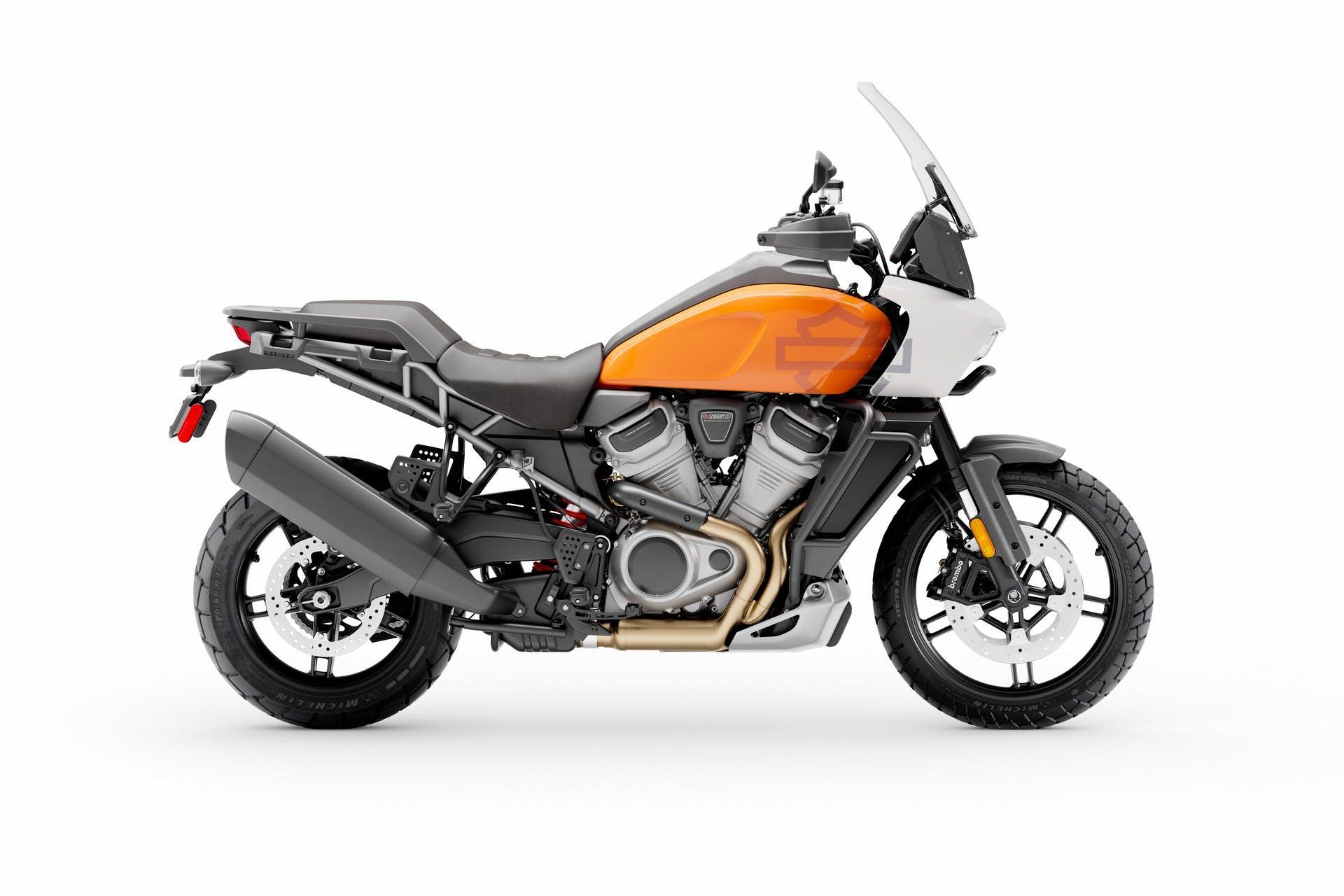 Harley Davidson Pan America Special