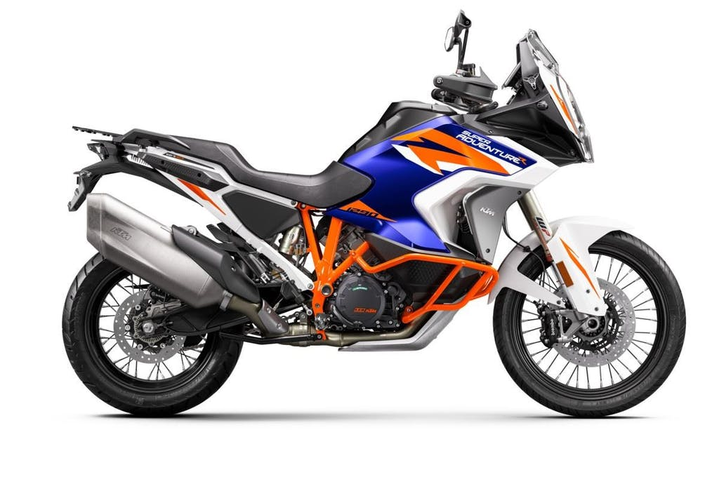 KTM 1290 Super Adventure R 2021, senza limiti