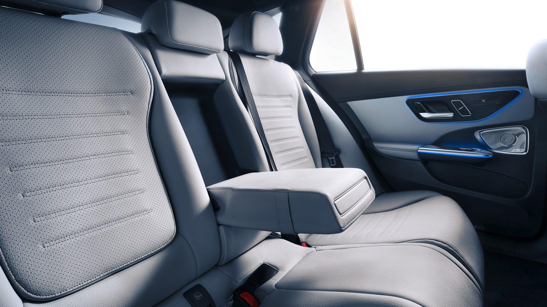 Interni Mercedes Classe C 2021