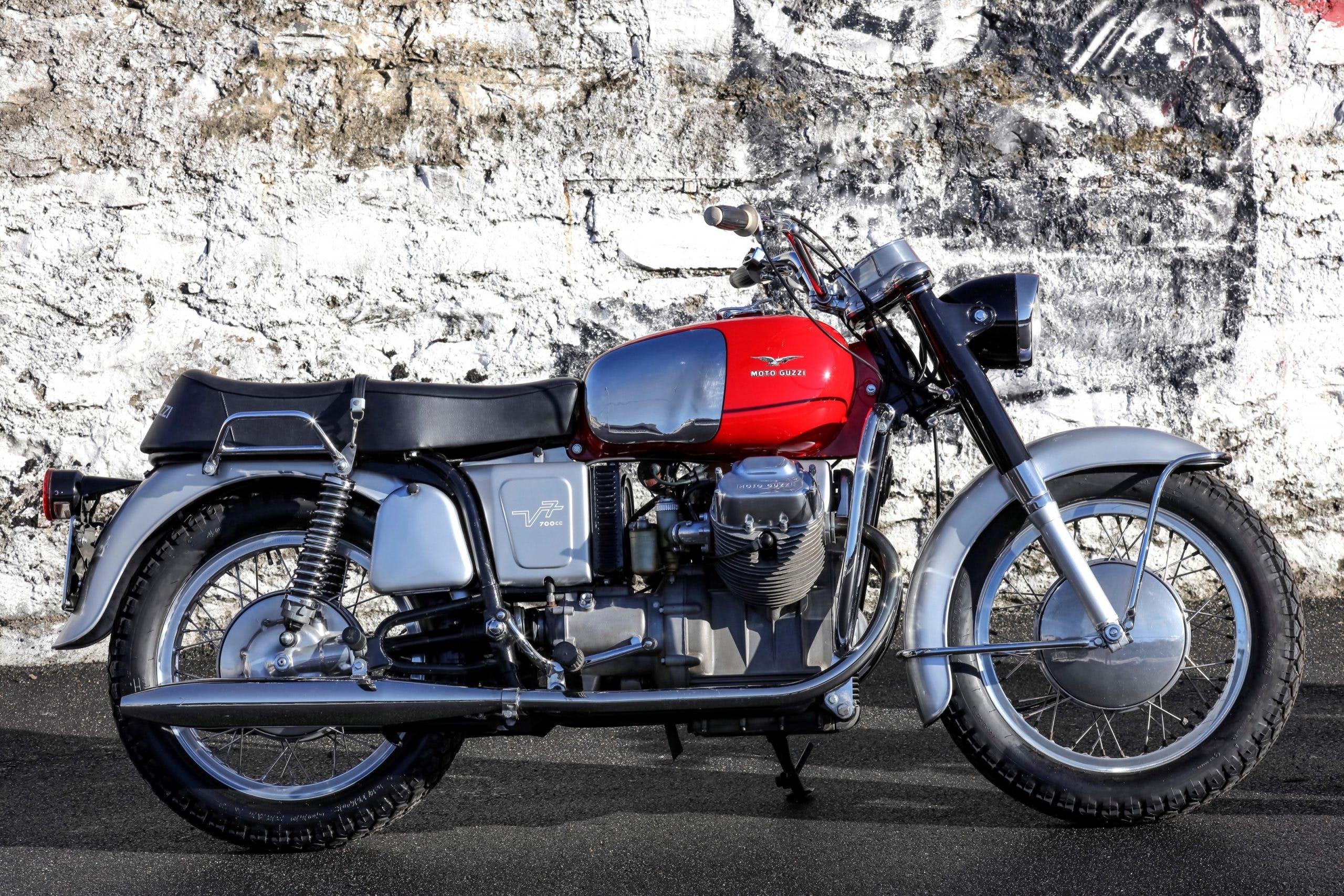 Moto Guzzi V7 1967