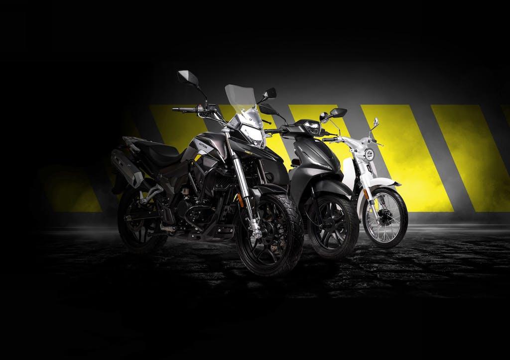 Motron Motorcycles, una gamma completa